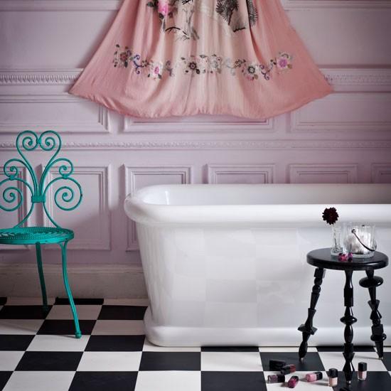Lindas ideias para banheiros modernos