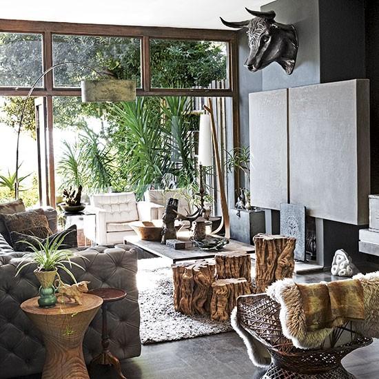 Safari Style Interior Design