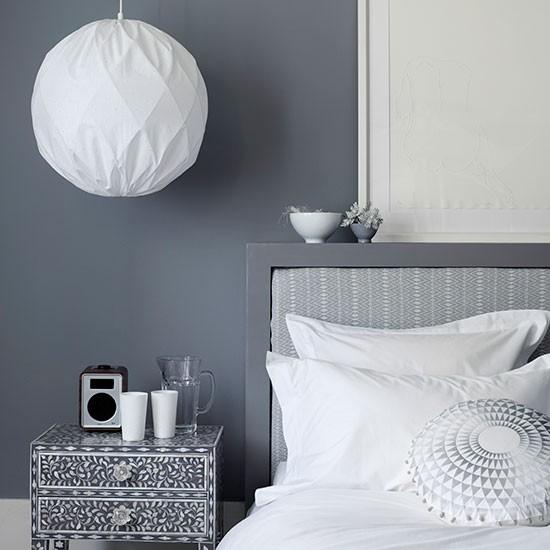 Dicas para decorar um quarto moderno com estilo ~ Quarto Todo Cinza