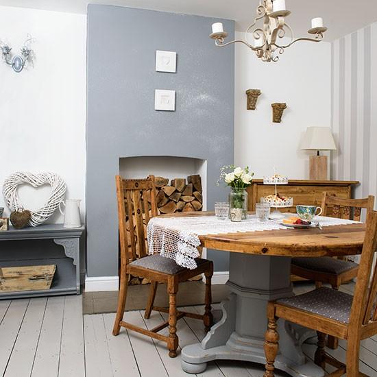 Salas de jantar para todos os gostos : Sala de jantar vintage from www.artezanal.com size 550 x 550 jpeg 73kB