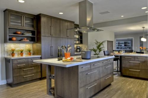 10 cozinhas maravilhosas de tirar o f lego for Easy to clean kitchen cabinets