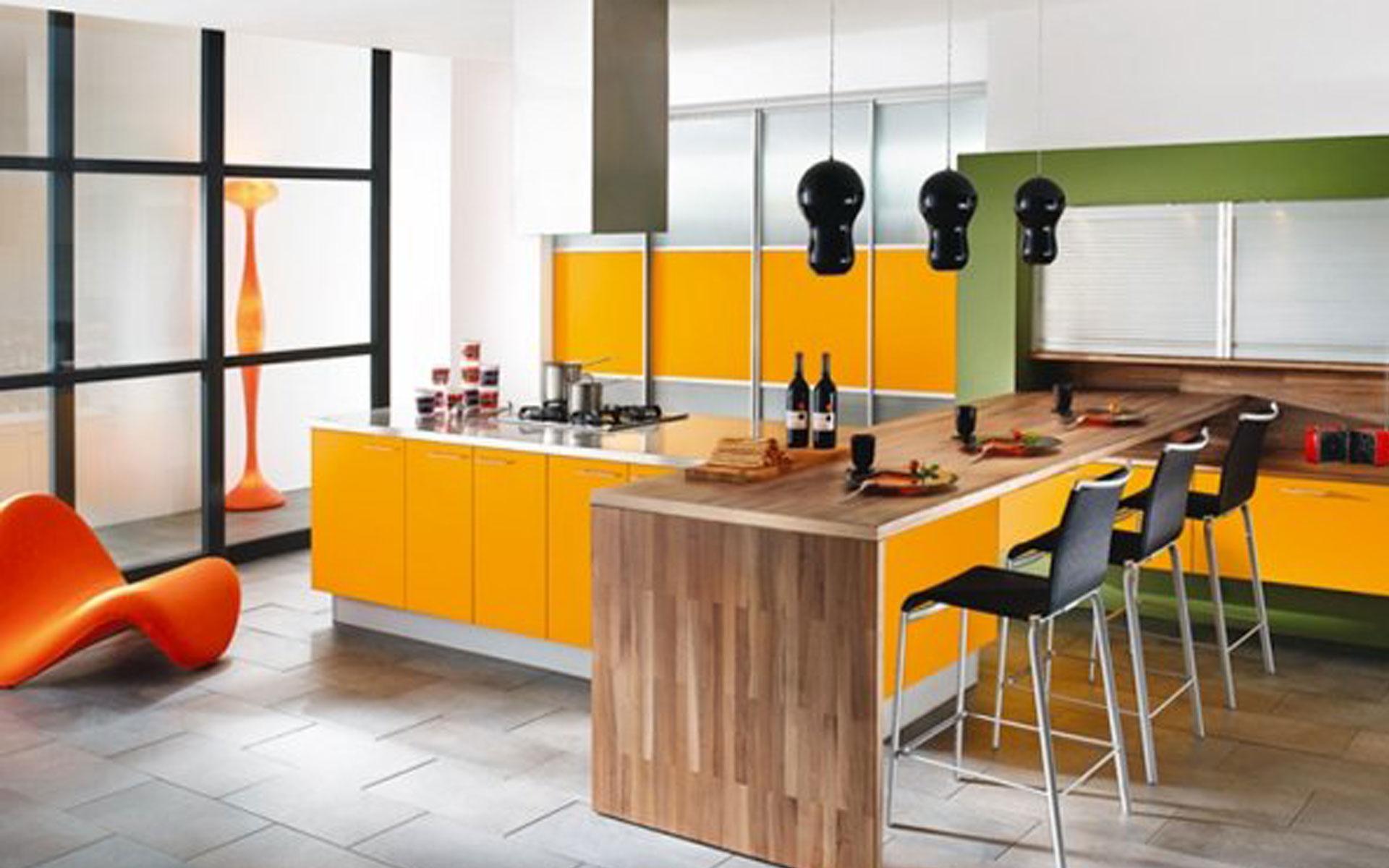 Best Colourful Kitchen Design Ideas ~ Cozinha criativa pra inspirar grandes pratos