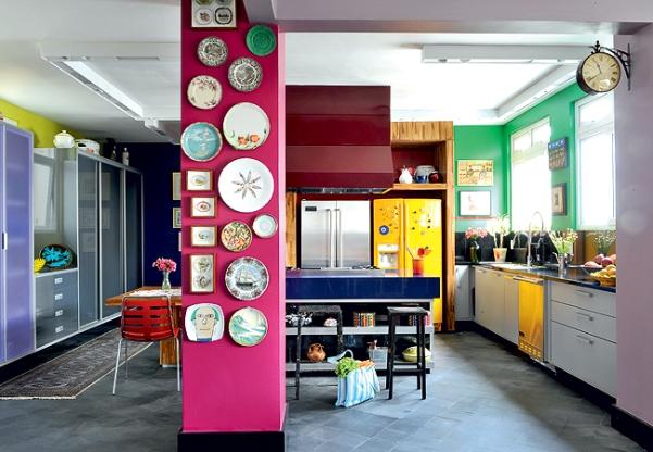 Cozinha criativa