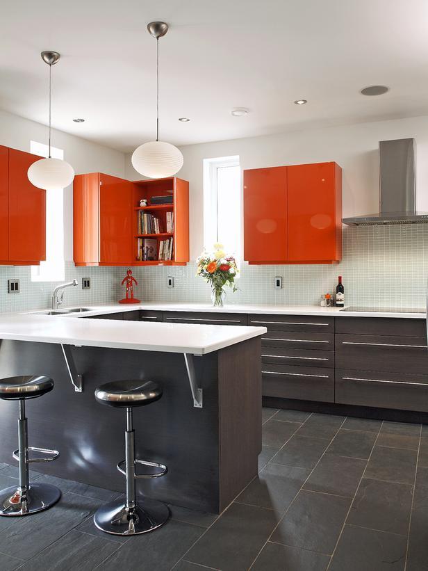 Coloridas E Ousadas Essas Cozinhas S 227 O De Apaixonar