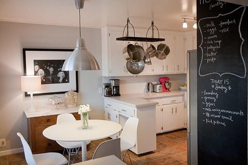 Cozinha pequena pra você se inspirar