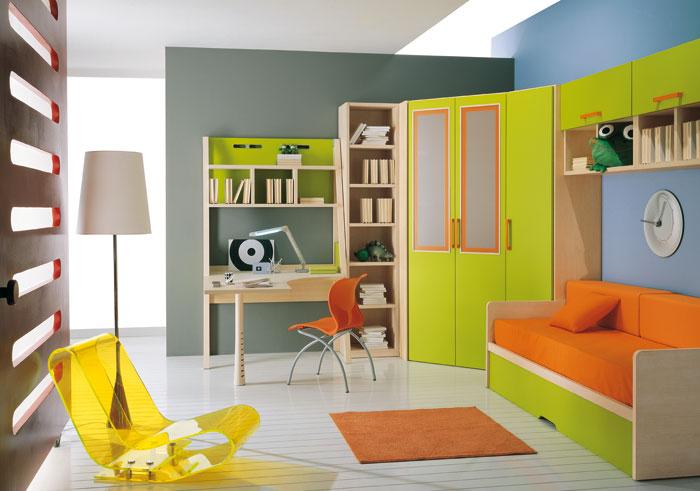 Ideias para o quarto dos meninos