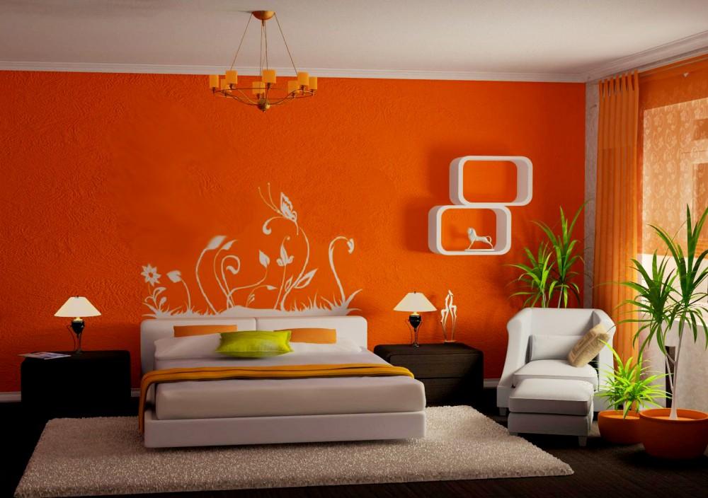 Ideias para usar laranja na decoração