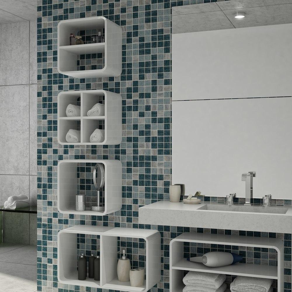 decoracao banheiro nicho – Doitricom -> Decoracao De Banheiro No Minecraft