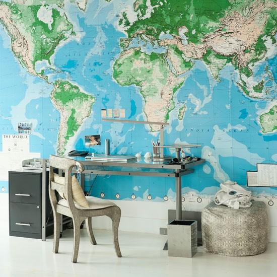 Um Home Office super moderno