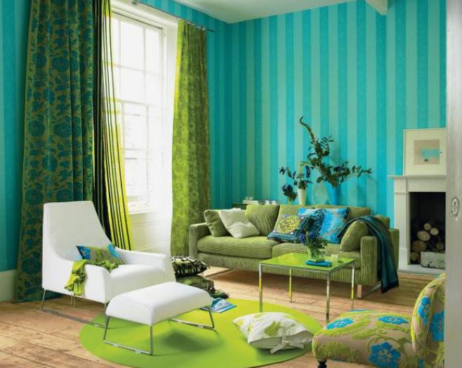 Verde e azul para apostar sem medo