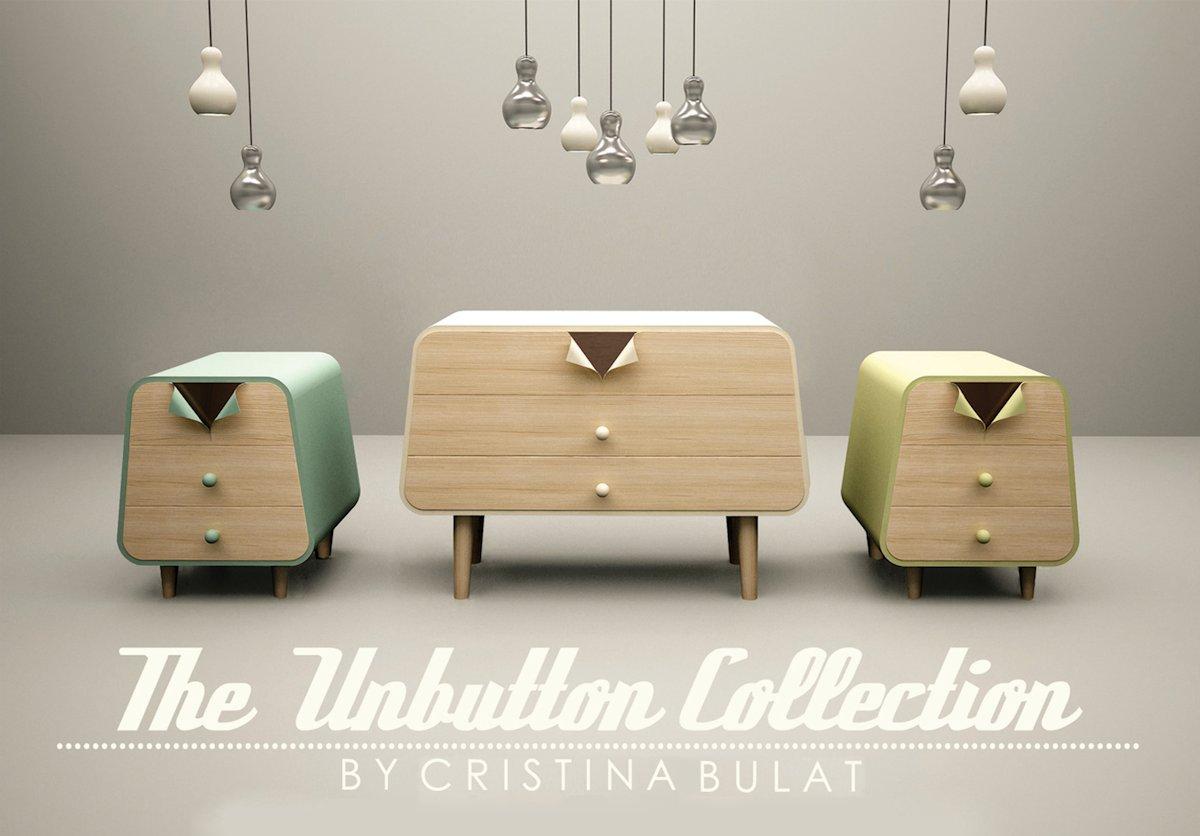 Coleção Unbutton