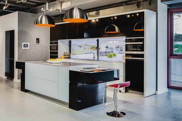 Cozinhas inteligentes e conectadas