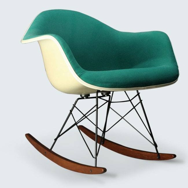 Rocking Chair Charles Eames Artezanal