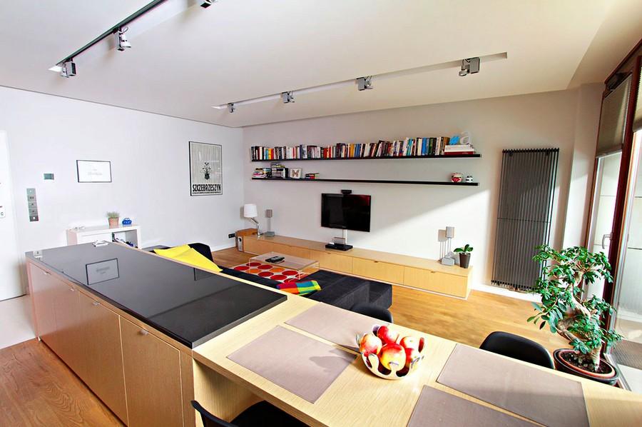 Uma estante perfeita para organizar os livros