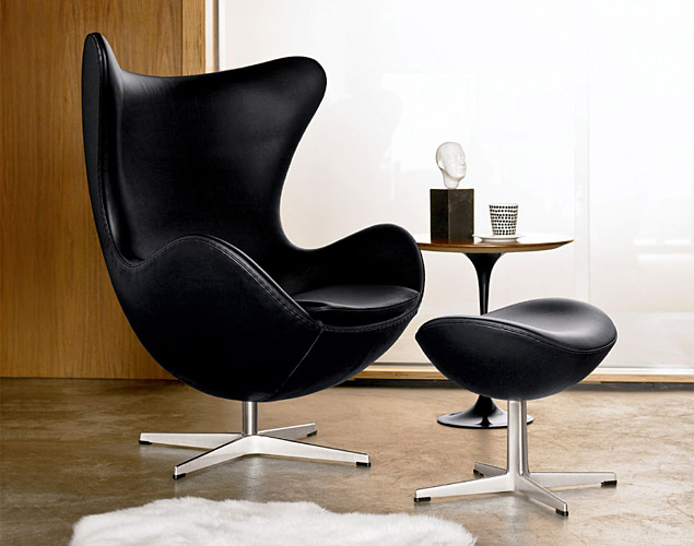Poltrona Egg Arne Jacobsen