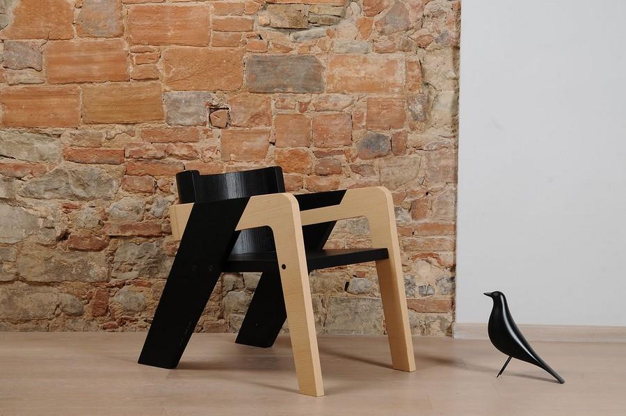 Cadeira IO design