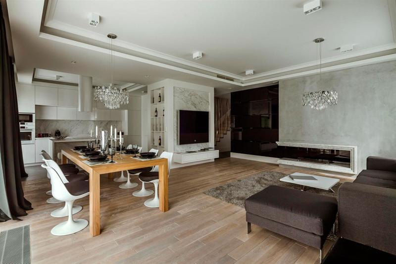 Duplex em vars via tem o conceito de minimalismo moderno for Minimalismo moderno