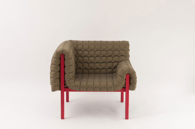 Incrivel Sofa Ruche