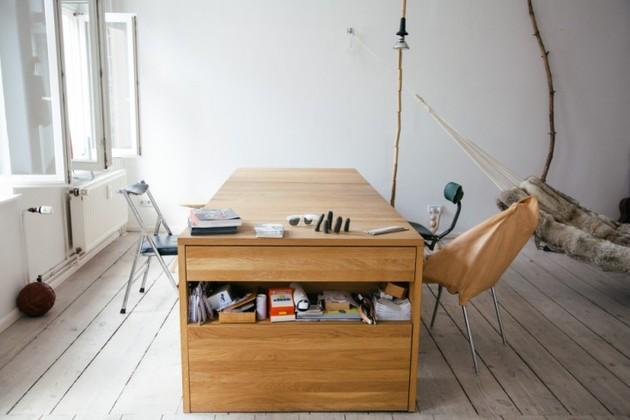 Inteligente Mesa que se Transforma em Cama