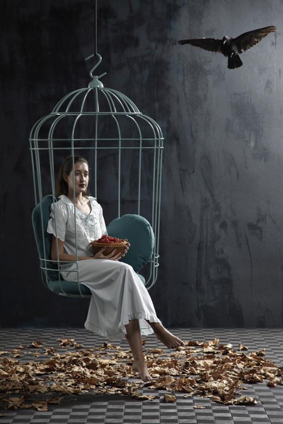 Curiosa Cadeira Cageling