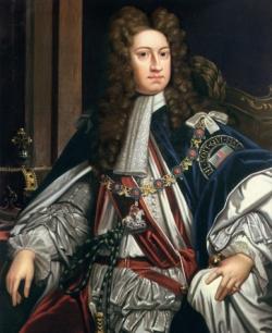 Conde de Chesterfield 1694-1773 Inglaterra