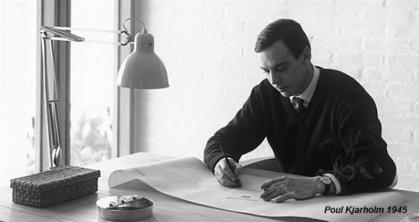 Poul Kjarholm 1929-1980 Dinamarca