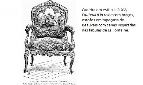 Luiz VX 1730-1760 França